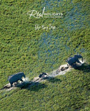 Real Holidays The Big Trip